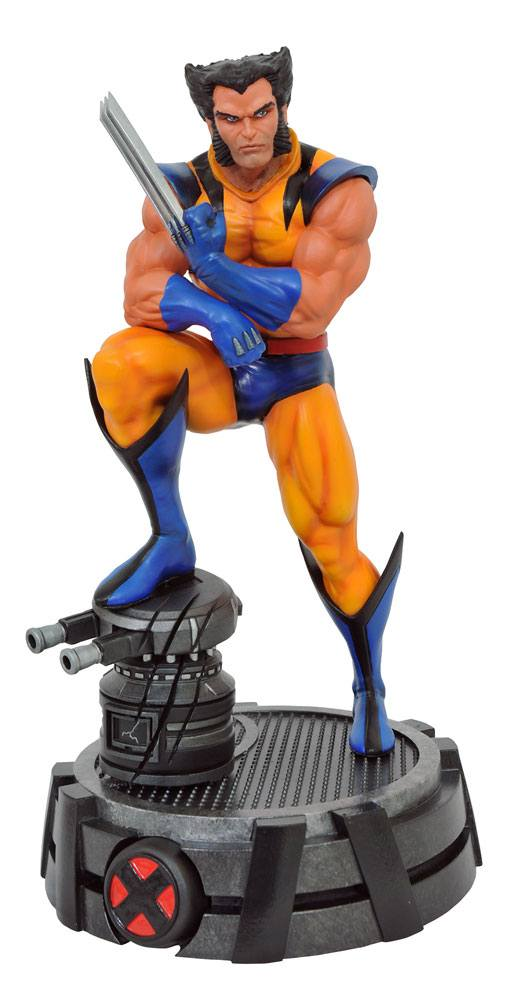 Marvel Premier Collection PVC Statue Wolverine 30 cm --- DAMAGED PACKAGING