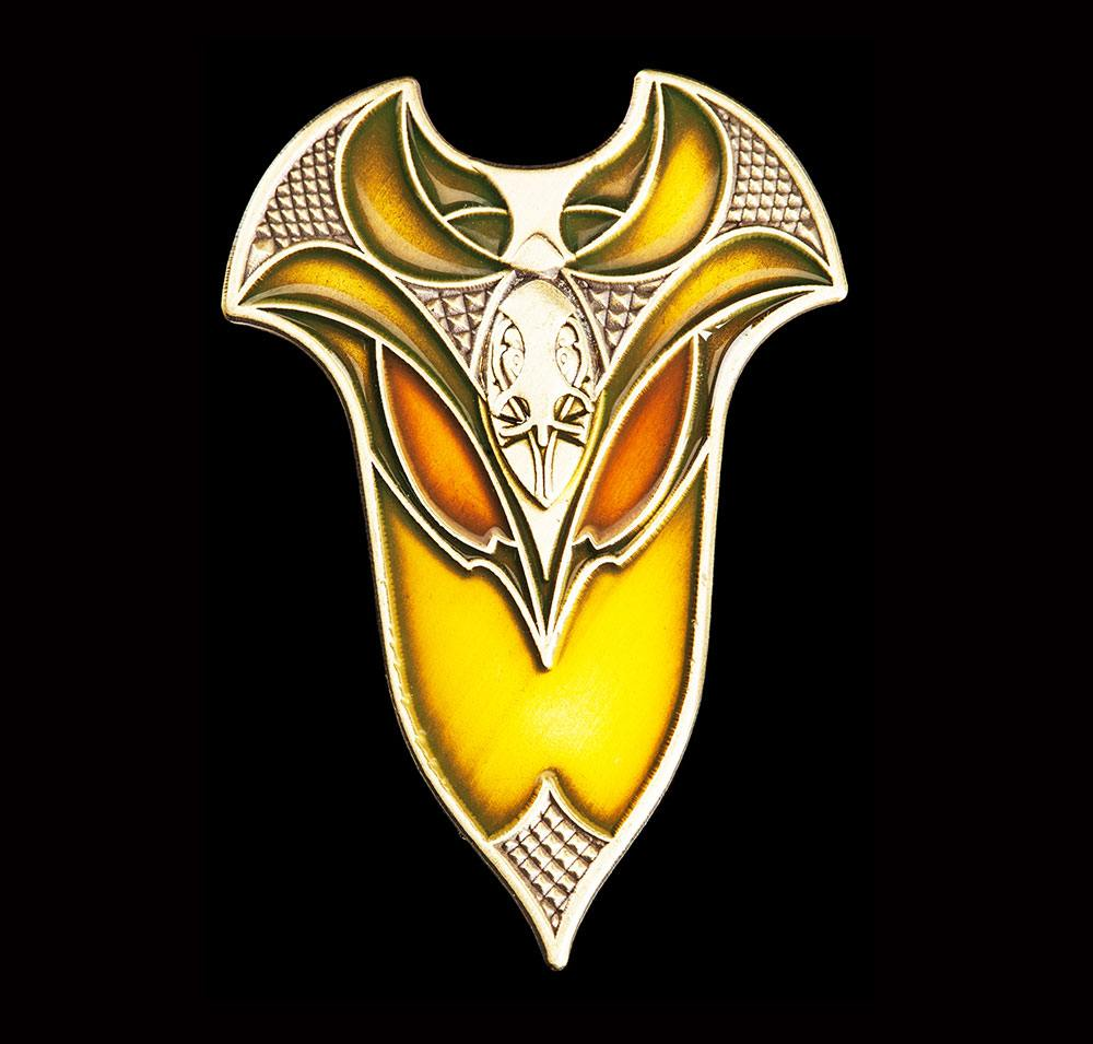 Hobbit Collectors Pin Elven Shield