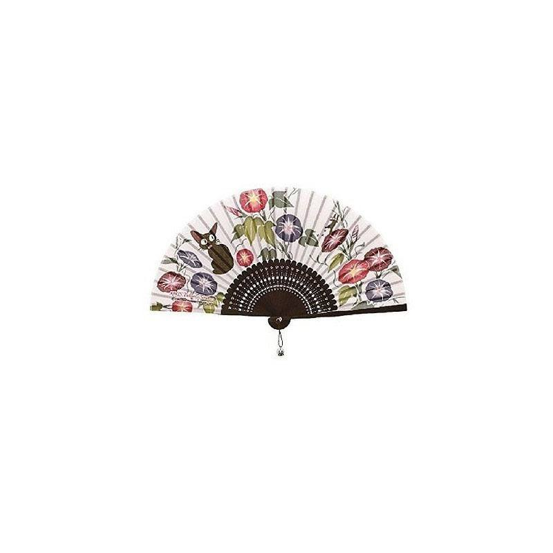 Kiki's Delivery Service Folding Fan Glory Garden