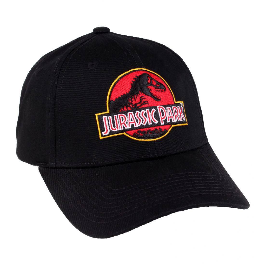 Jurassic Park Baseball Cap Logo