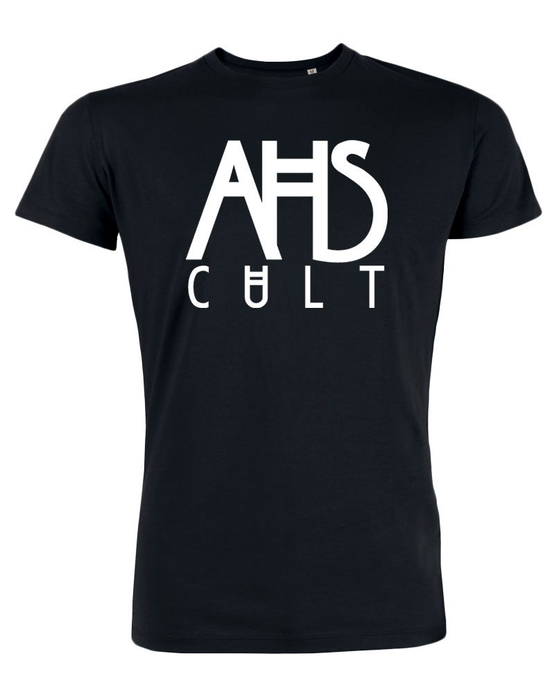 American Horror Story Cult  T-Shirt Logo Size L