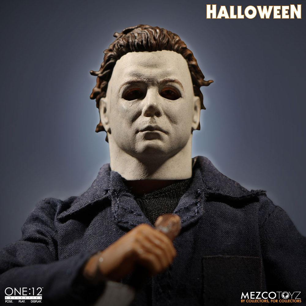 Halloween Action Figure 1/12 Michael Myers 15 cm