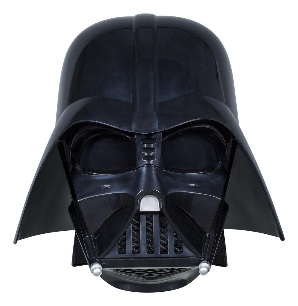 Star Wars Black Series Premium Electronic Helmet Darth Vader --- DAMAGED PACKAGING