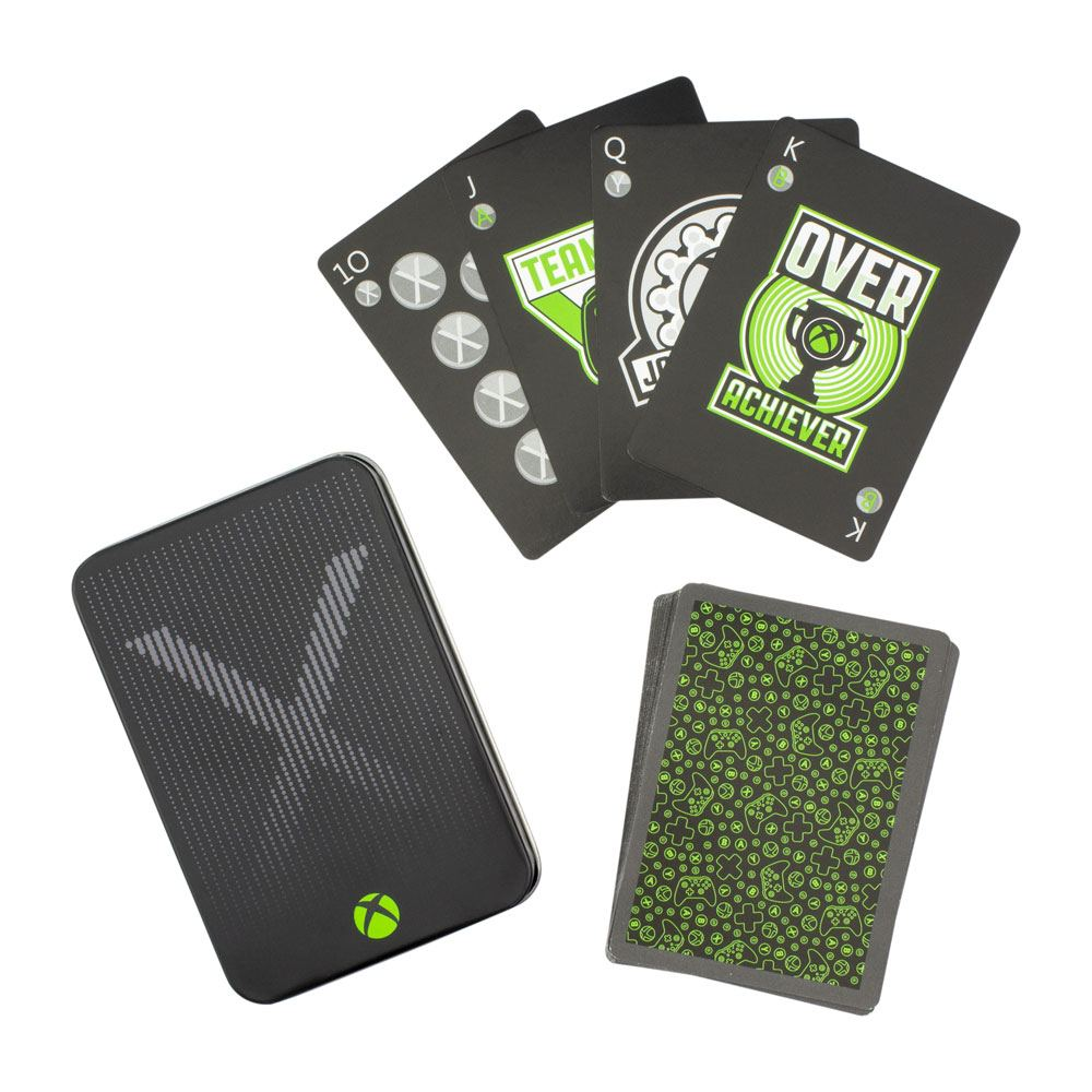 XBox Playing Cards Icons