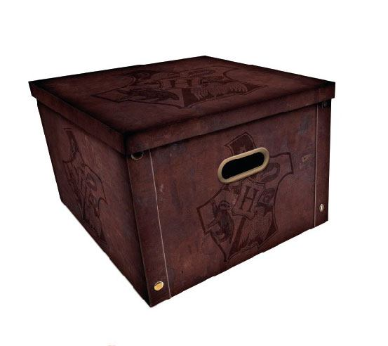 Harry Potter Storage Box Hogwarts Crest Case (5)