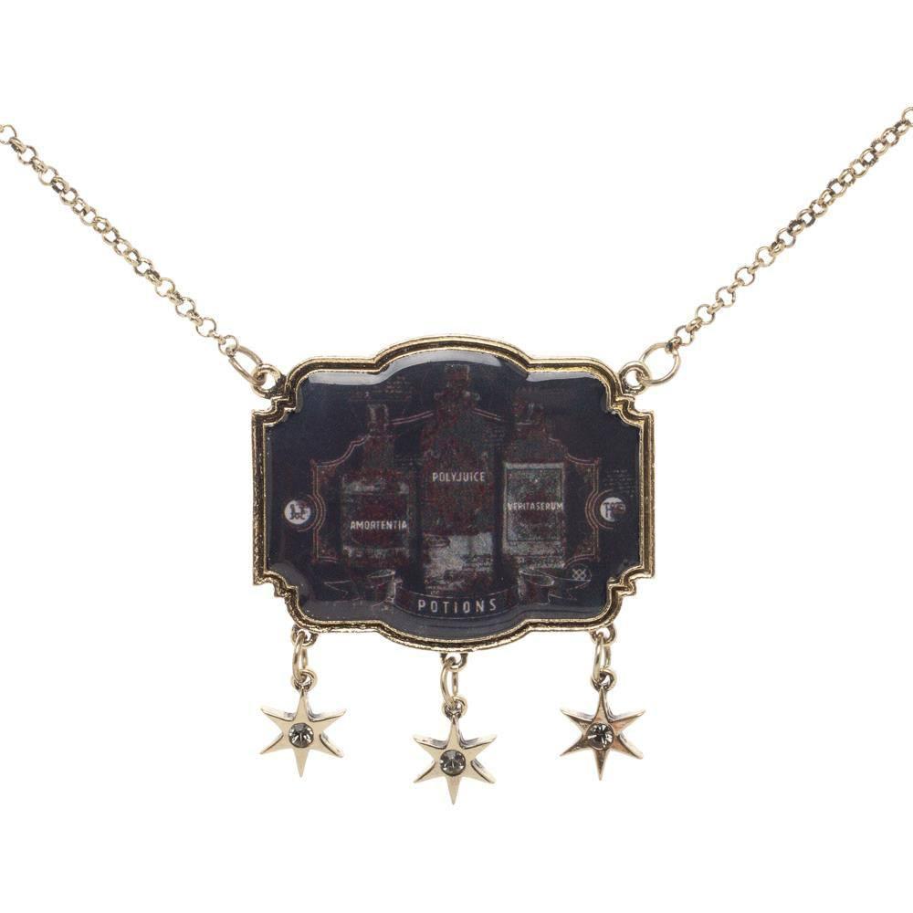 Harry Potter Pendant & Necklace Potions