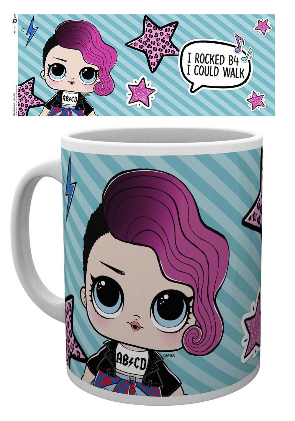 L.O.L. Surprise! Mug Rocker