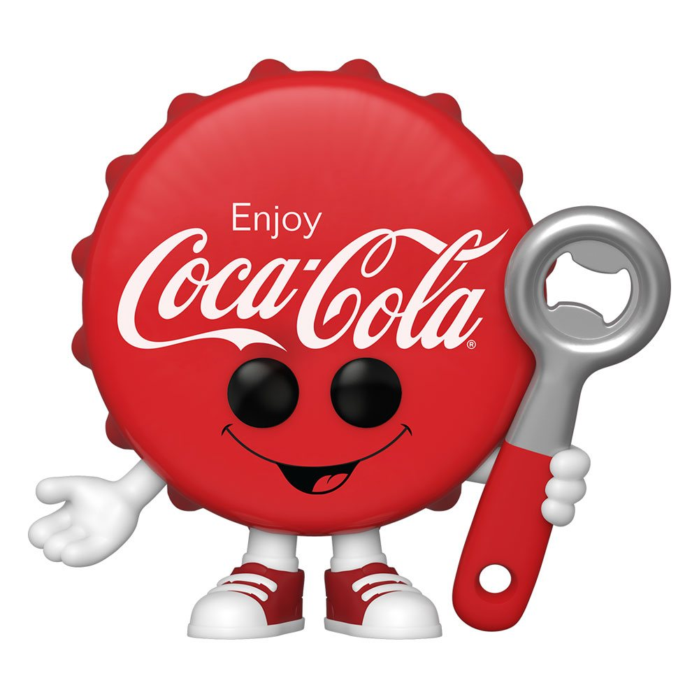 Coca-Cola POP! Vinyl Figure Coca-Cola Bottle Cap 9 cm
