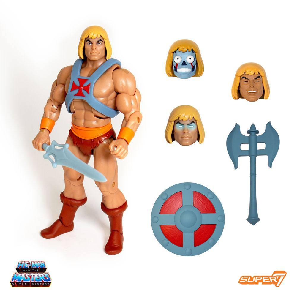 Masters of the Universe Classics Action Figure Club Grayskull Ultimates He-Man 18 cm