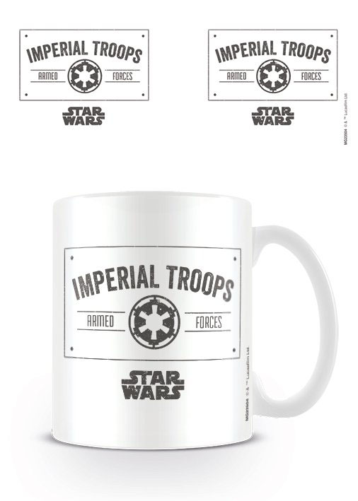 Star Wars Mug Imperial Troops
