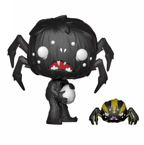 Don't Starve POP! Games Vinyl Figure Webber & Spider 9 cm