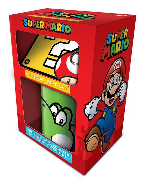 Super Mario Gift Box Yoshi