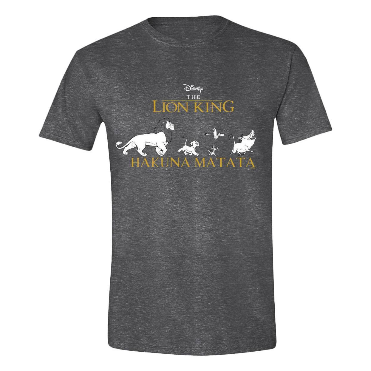 The Lion King T-Shirt Hakuna Matata Size M