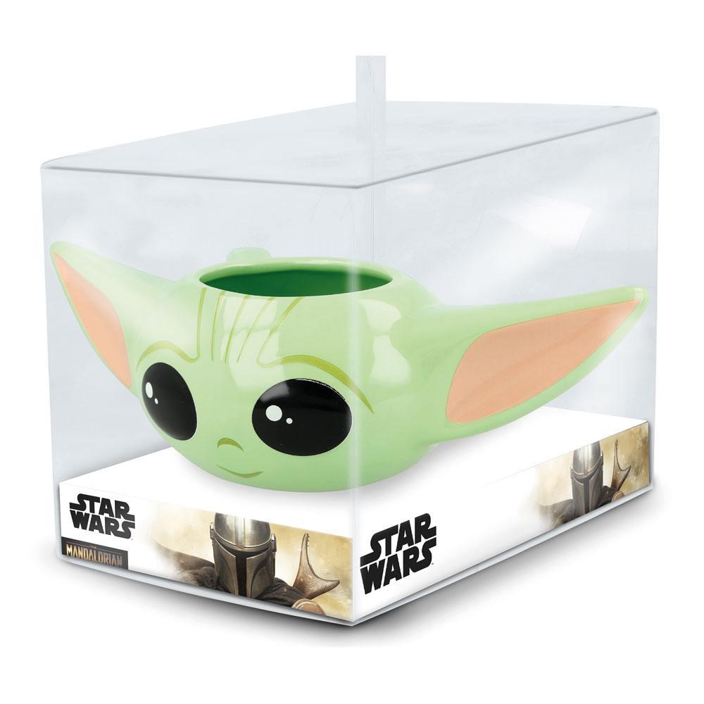 Star Wars The Mandalorian 3D Mug The Child