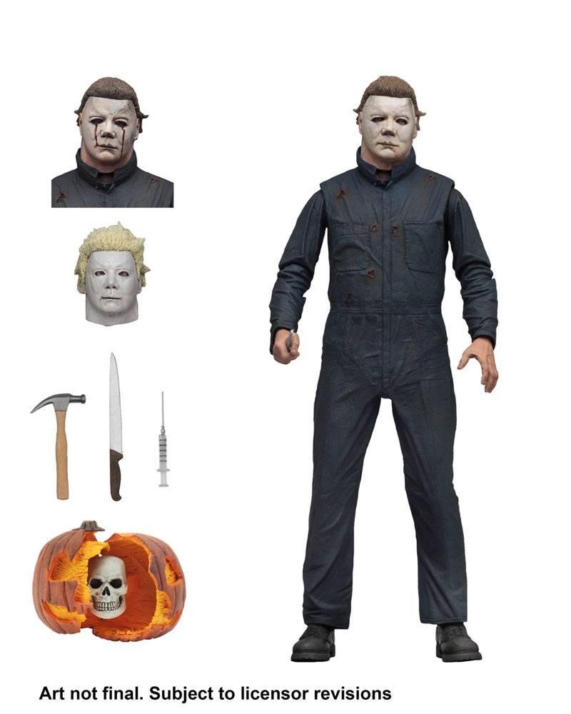 Halloween 2 Ultimate Action Figure Michael Myers 18 cm