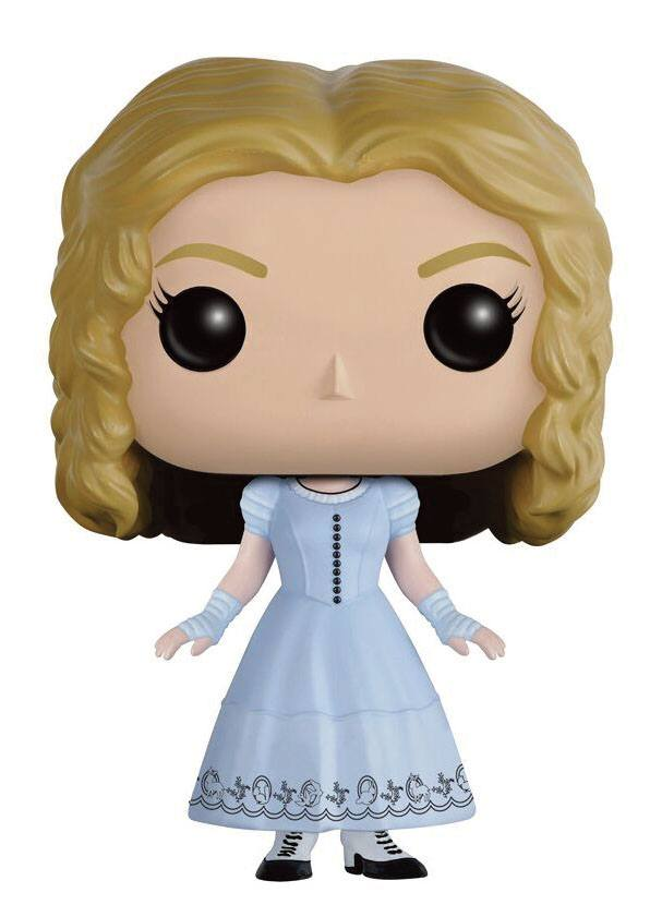 Alice in Wonderland 2010 POP! Disney Vinyl Figure Alice 9 cm