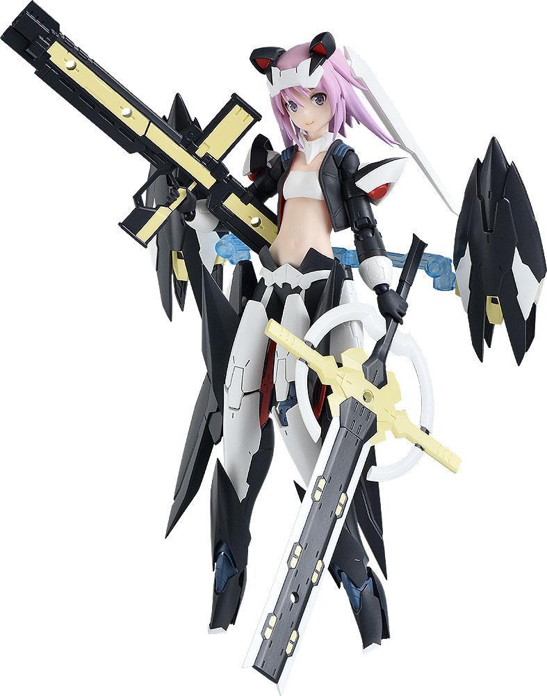 Alice Gear Aegis Figma Action Figure Yotsuyu Hirasaka 14 cm