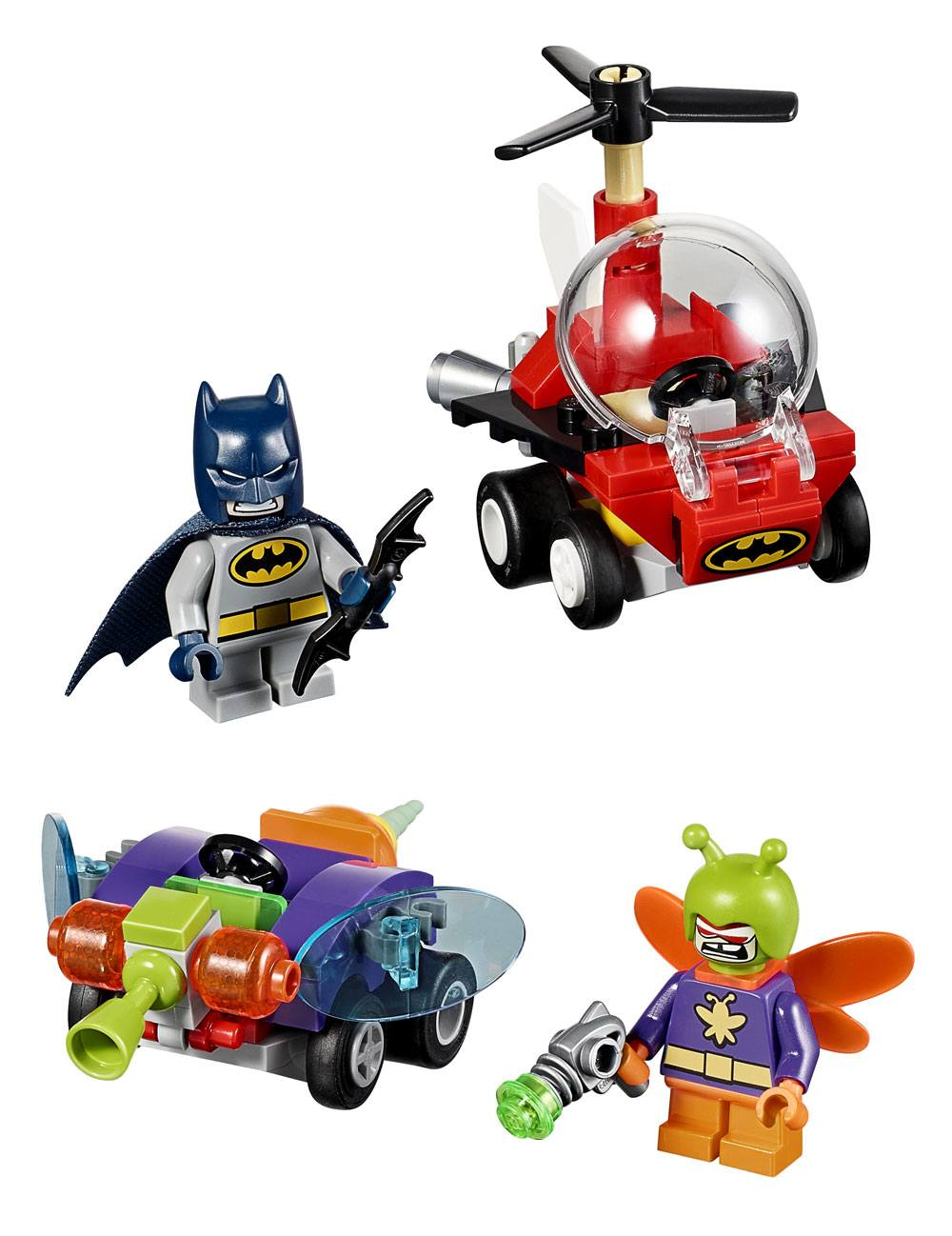 LEGO® DC Universe Super Heroes™ Mighty Micros Batman™ vs. Killer Moth™