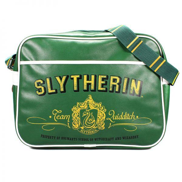 Harry Potter Messenger Bag Slytherin