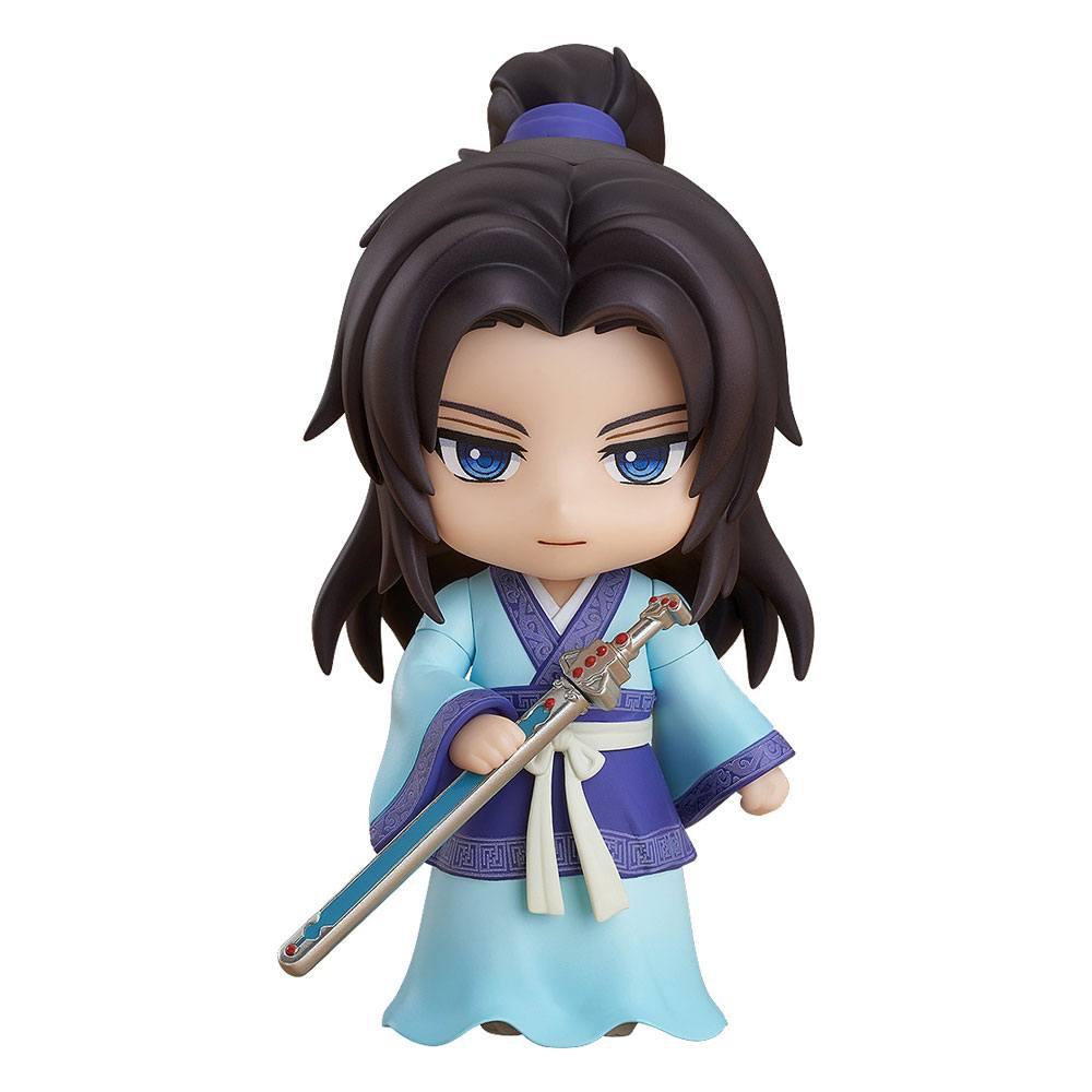 The Legend of Qin Nendoroid Action Figure Zhang Liang 10 cm