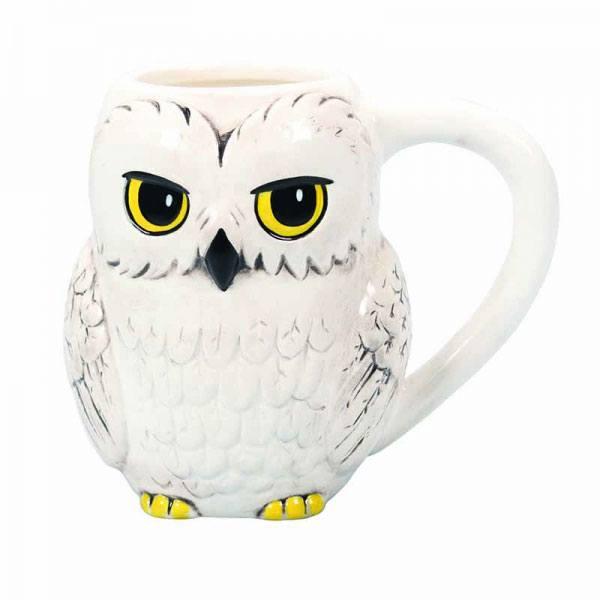 Harry Potter 3D Shaped Mug Hedwig