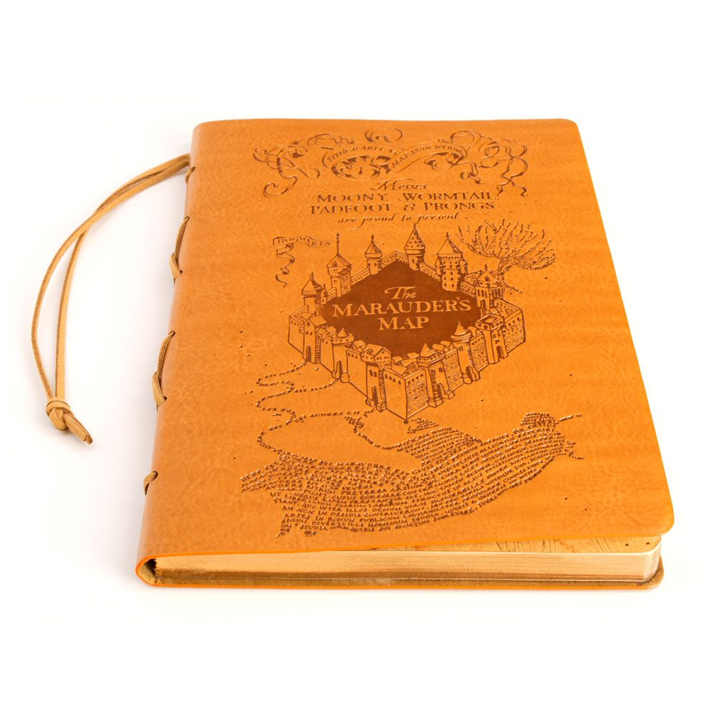 Harry Potter Journal Marauder's Map