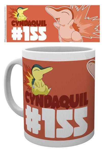 Pokemon Mug Cyndaquil