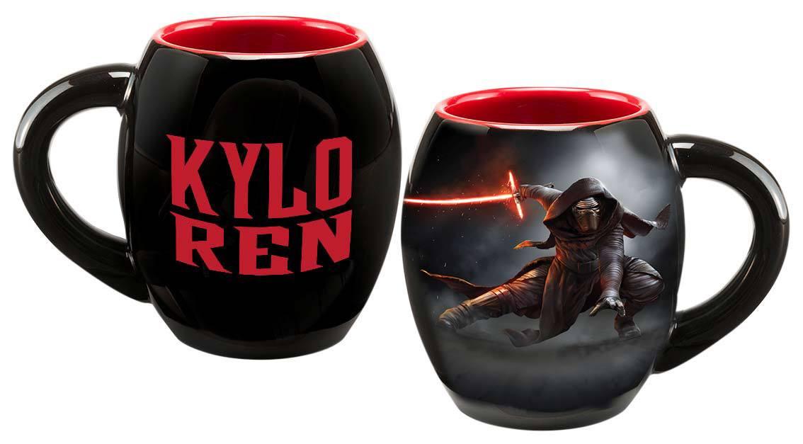 Star Wars Episode VII Deluxe Mug Kylo Ren