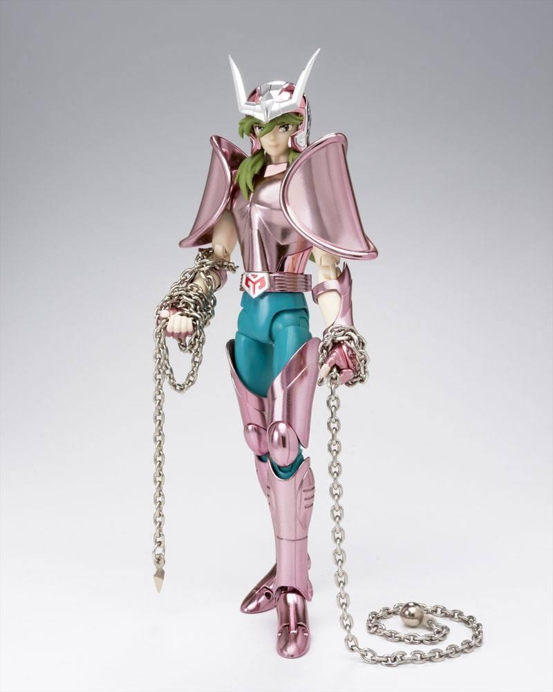 Saint Seiya SCM Action Figure Andromeda Shun Revival Ver. 17 cm