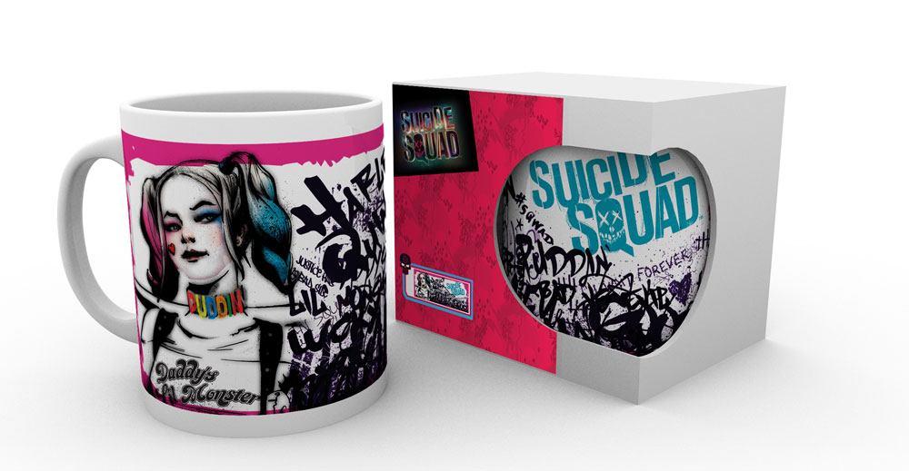 Suicide Squad Mug Grunge Harley heo Exclusive