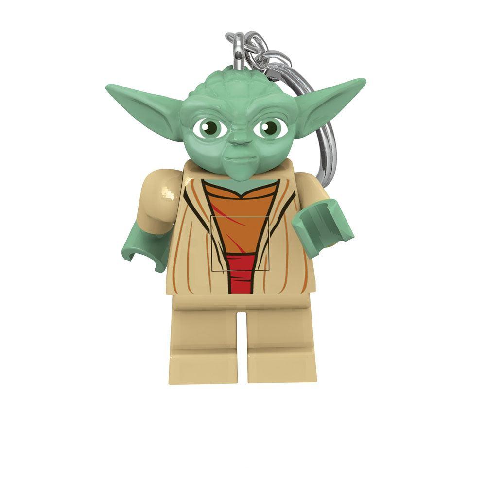 LEGO Star Wars Light-Up Keychain Yoda 6 cm