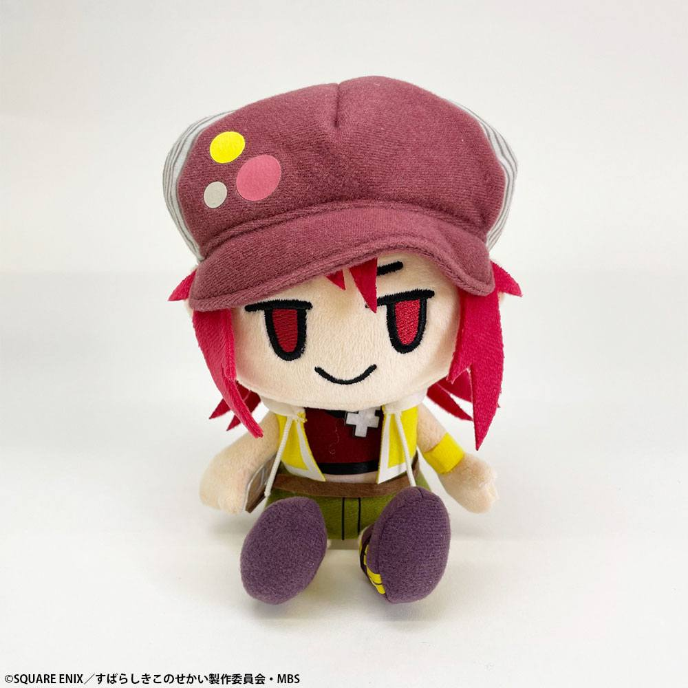 The World Ends with You: The Animation Plush Shiki 17 cm