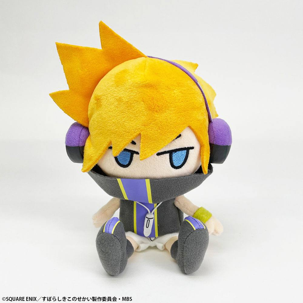 The World Ends with You: The Animation Plush Neku 19 cm