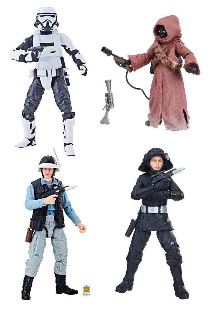 Star Wars Black Series Action Figures 15 cm 2018 Wave 4 Assortment (8)