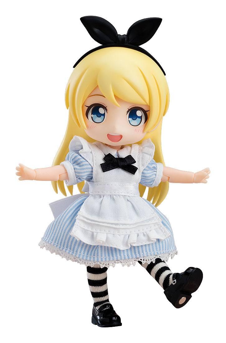 Original Character Nendoroid Doll Action Figure Alice 14 cm