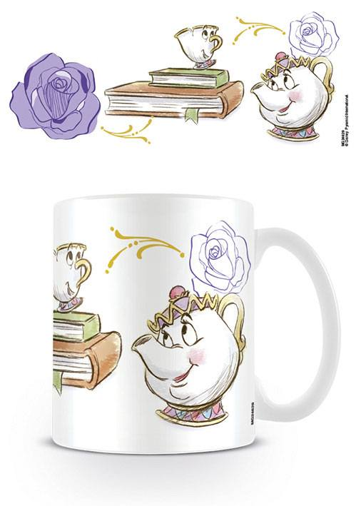 Beauty and the Beast Mug Chip Enchanted