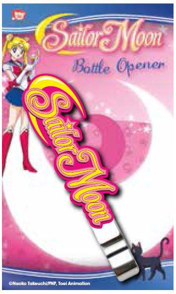 Sailor Moon Bottle Opener Logo 9 cm