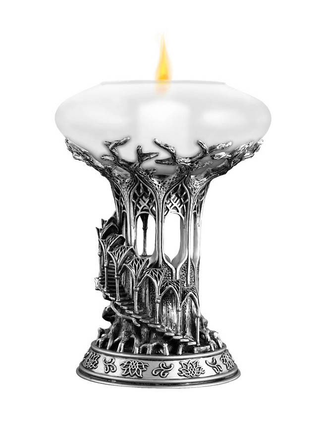 Lord of the Rings Candle Holder Lothlorien 25 cm