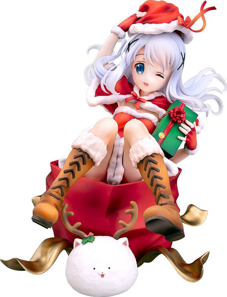 Is the Order a Rabbit PVC Statue 1/7 Chino Santa Ver. 16 cm