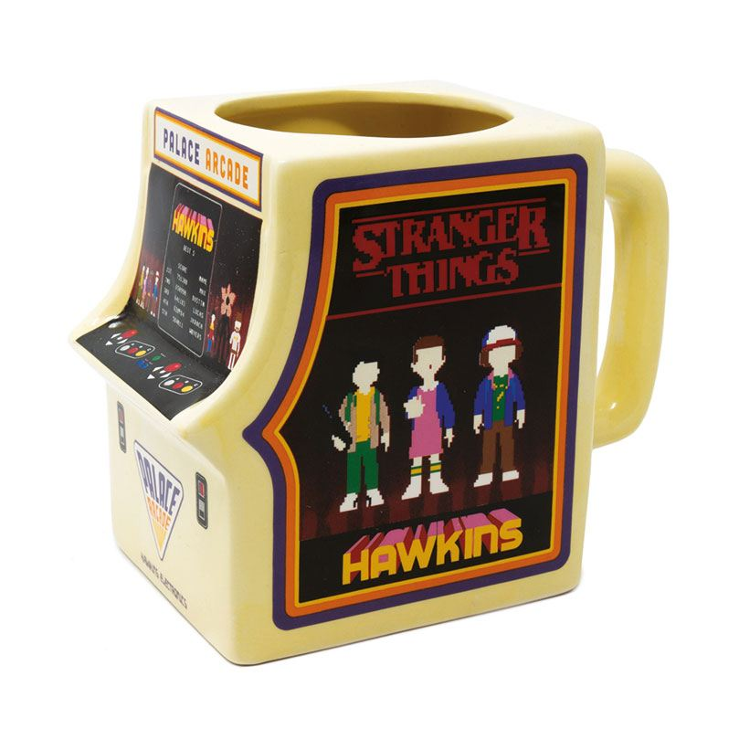 Stranger Things 3D Shaped Mug Palace Arcade