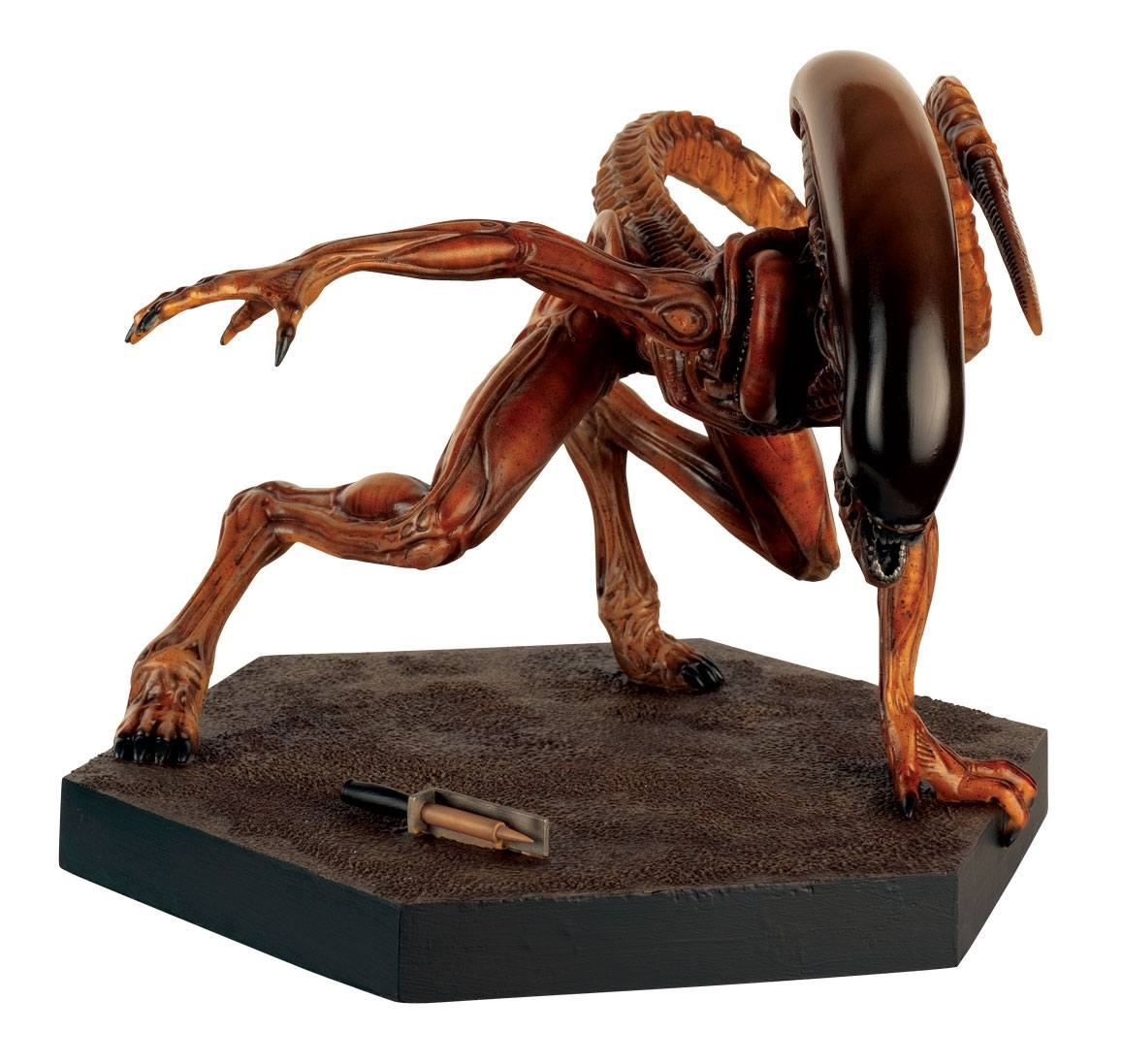 The Alien & Predator Figurine Collection Special Statue Mega Runner Xenomorph (Alien 3) 19 cm