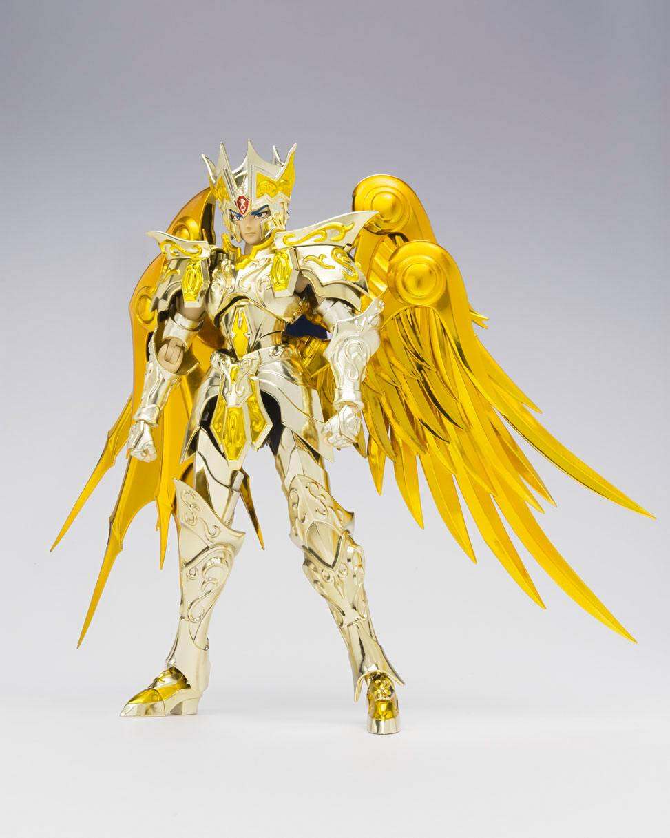Saint Seiya Soul of Gold SCME Action Figure Gemini Saga (God Cloth) 18 cm