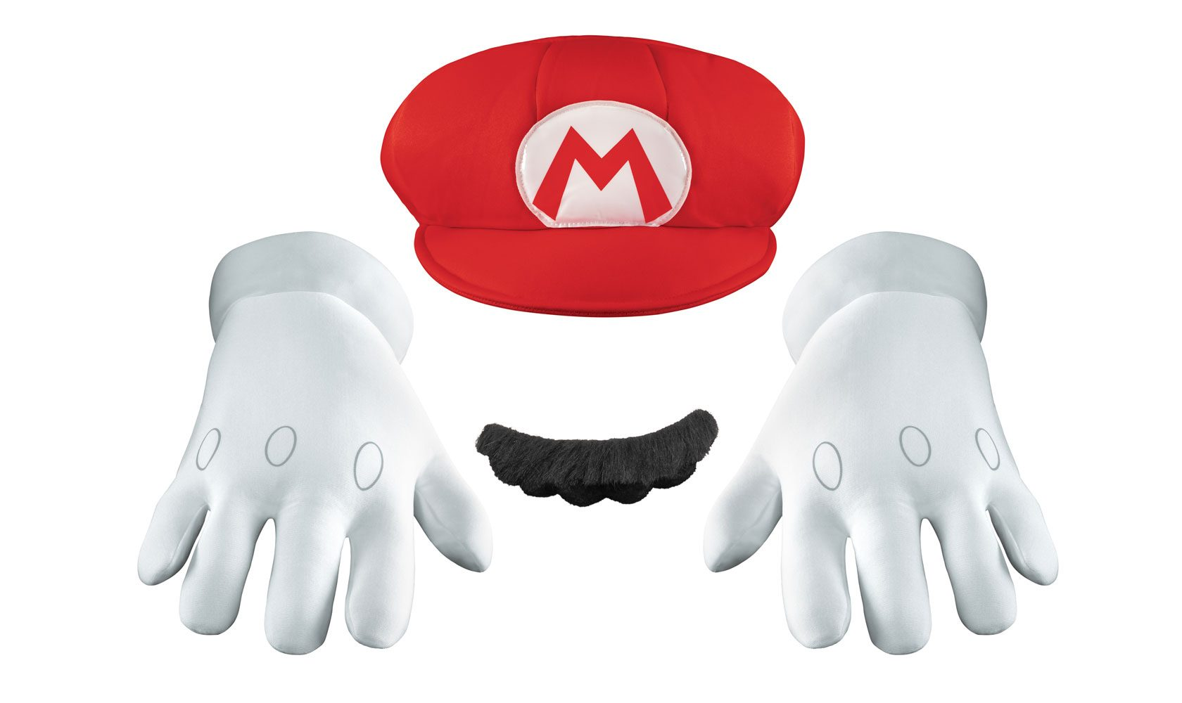 Nintendo Accessories Set Super Mario