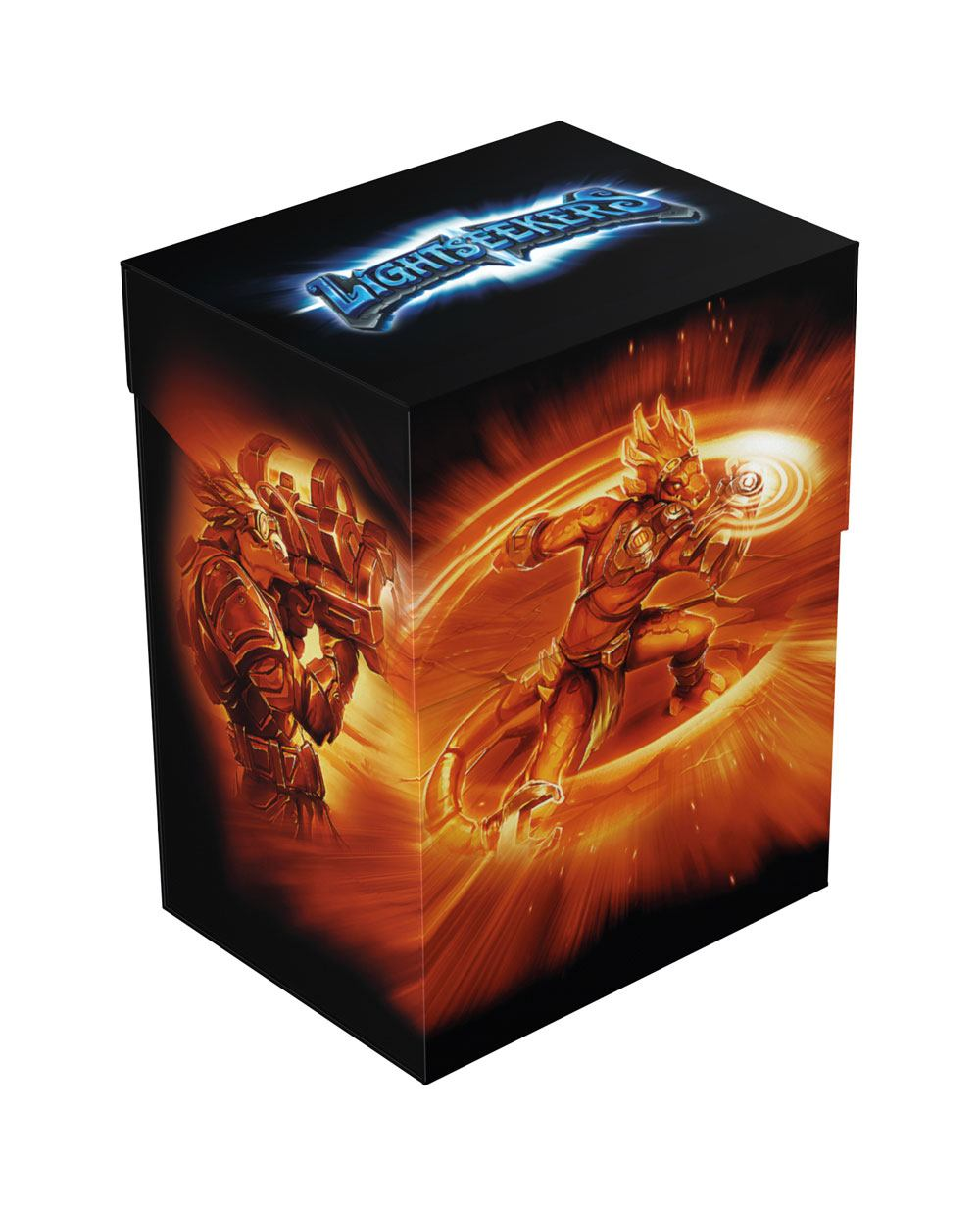Lightseekers Basic Deck Case 80+ Standard Size Tech