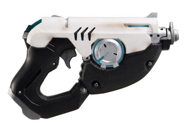 Overwatch Foam Replica 1/1 Tracer's Blaster 30 cm