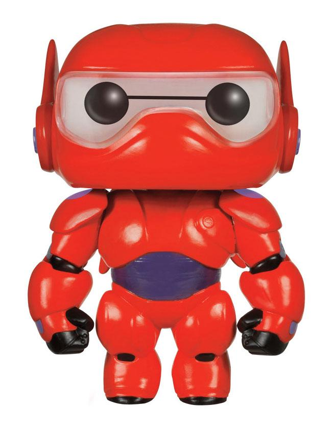 Big Hero 6 POP! Vinyl Figure Baymax 15 cm