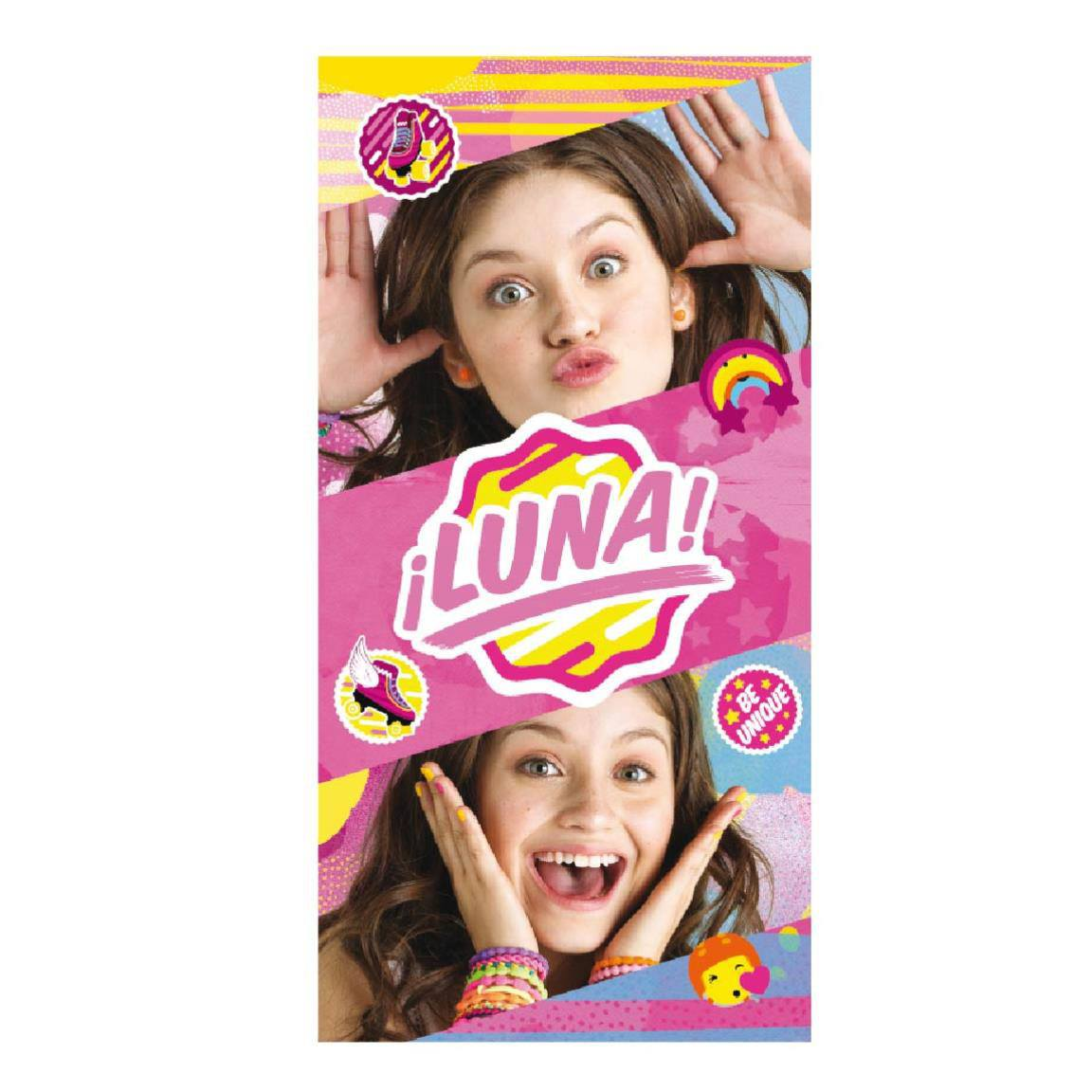 Soy Luna Towel Luna 140 x 70 cm