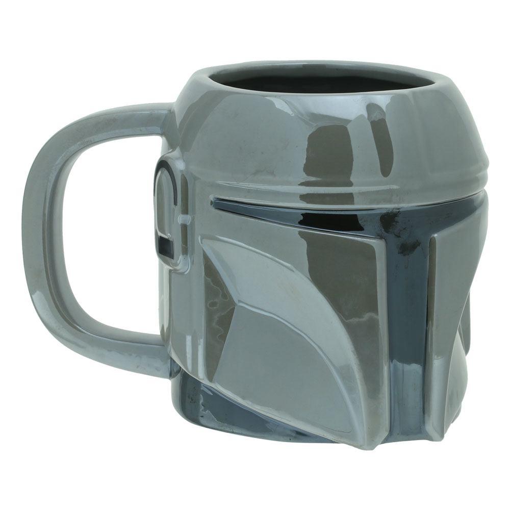 Star Wars The Mandalorian Shaped Mug The Mandalorian