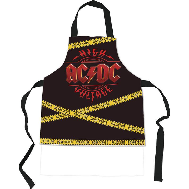 AC/DC Apron High Voltage