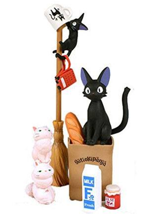 Kiki's Delivery Service Mini Figures 13-Pack Collective Edition Balance 3 - 7 cm